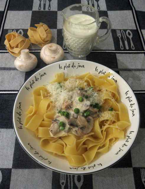 IMG_6081mush cream pasta