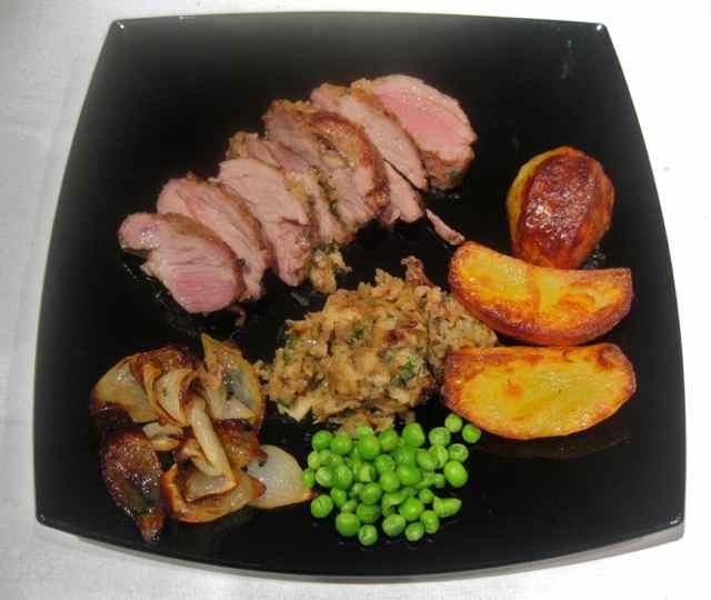 IMG_6679plated roast lamb 2