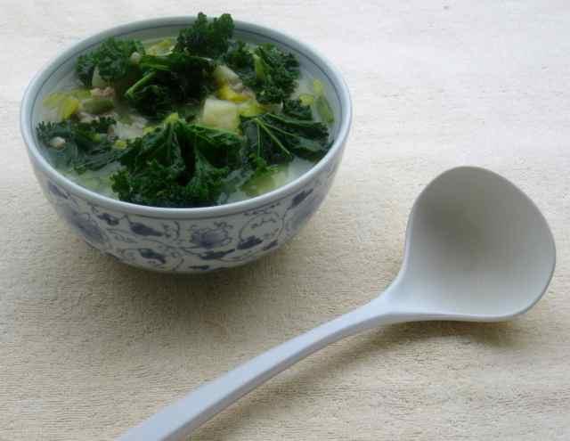 IMG_6811leek and kale soup